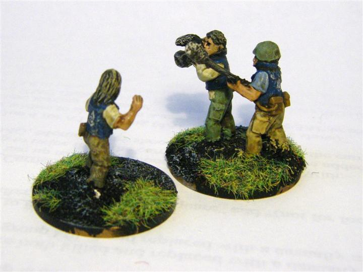 Ambush Alley 20mm Modern figures
