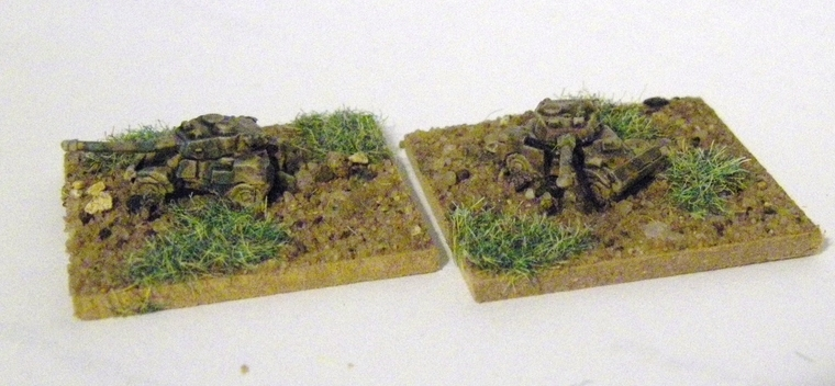 CWC 6mm Modern Middle Eastern miniatures