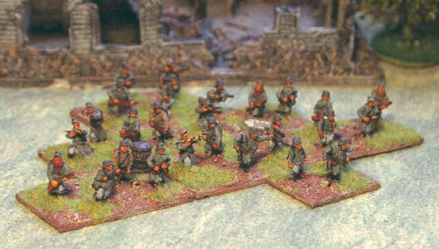 Flames of War Late War German Infantry
