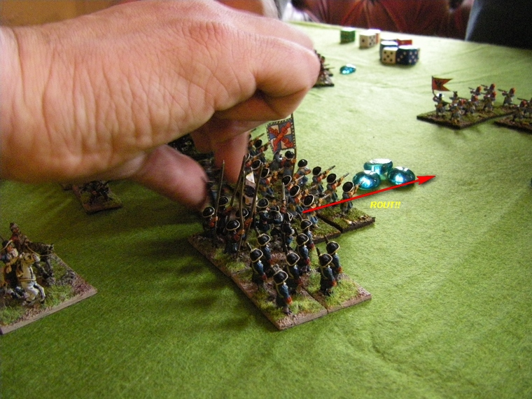 FoGR Age of the Sun King: Later Louis XIV French vs Habsburg Austrian, 15mm
