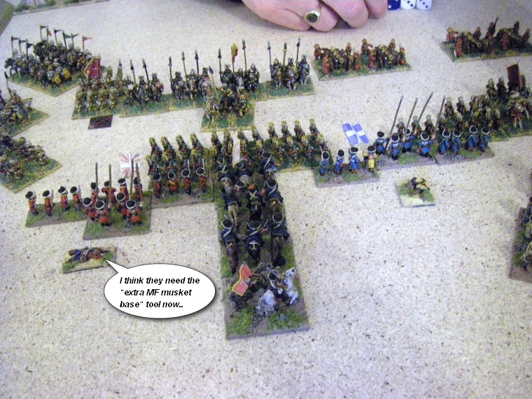 FoGR Age of the Sun King: Later Louis XIV French vs Later Ottoman Turkish, 15mm